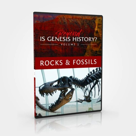 Beyond Is Genesis History? Vol. 1 DVD image