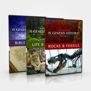Beyond Is Genesis History? DVD Set
