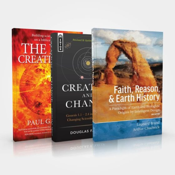 Creation Book Bundle