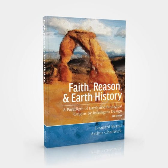 faith reason earth history book image