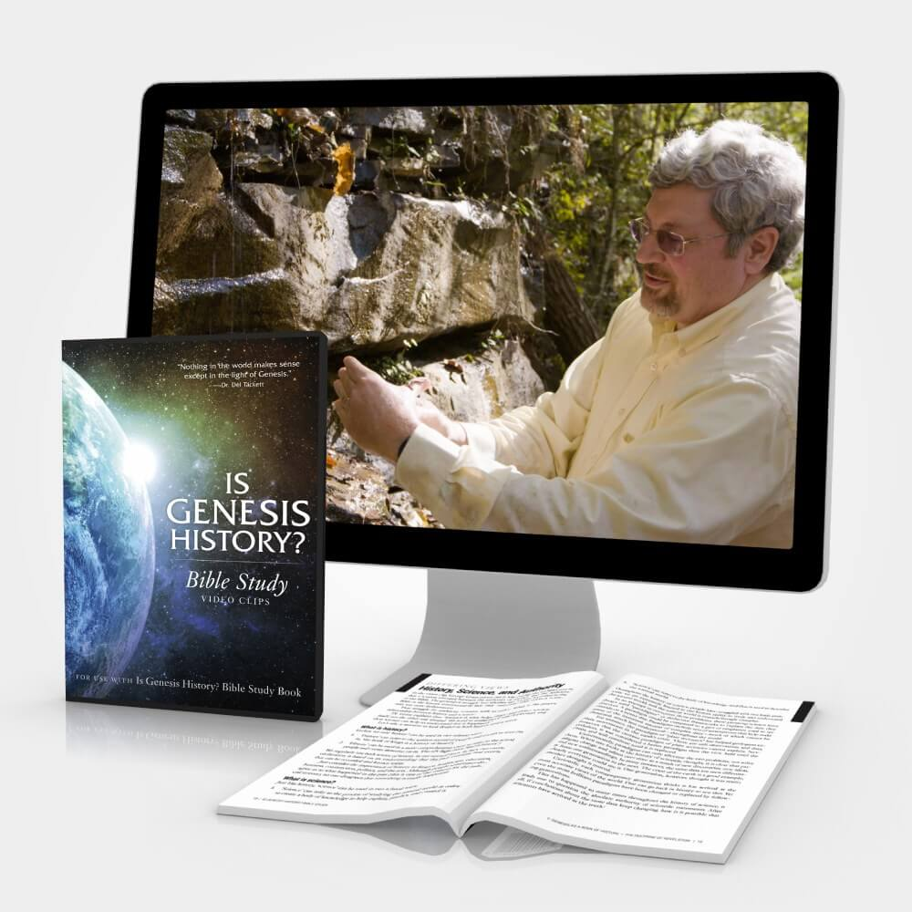 Is Genesis History Bible Study Set