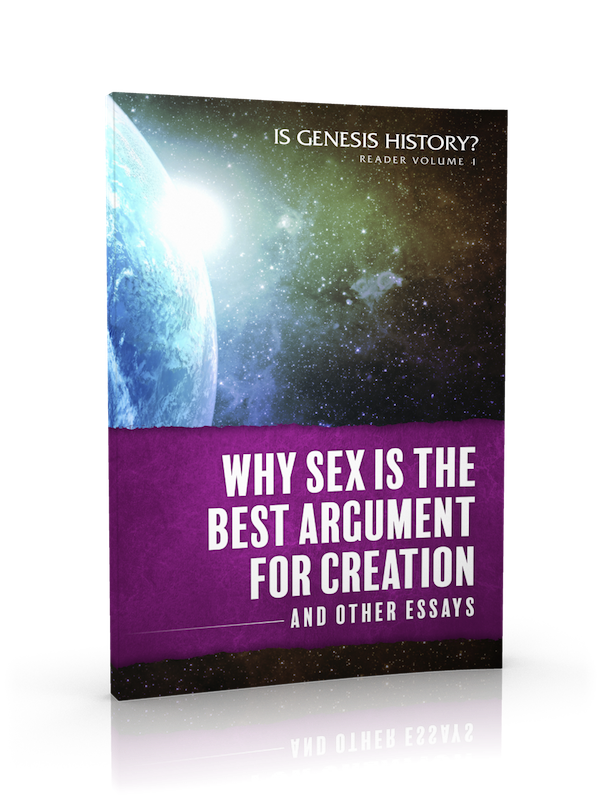Why Sex is the Best Argument for Creation - eBook