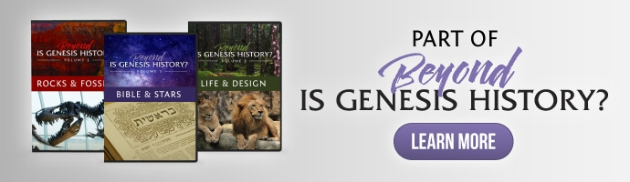 Learn More About Beyond Is Genesis History? Vol. 3: Bible & Stars